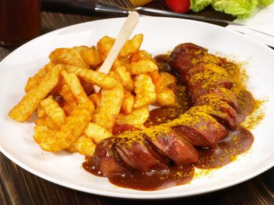 Wie Viel Kalorien Hat Currywurst Pommes